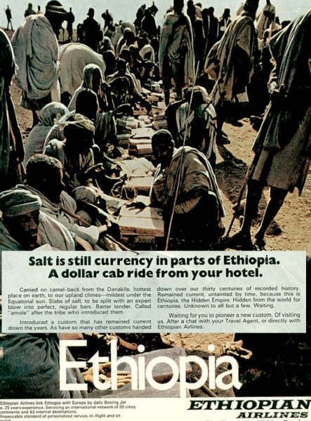 ethiopairline advertisement